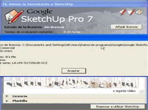 tutorial google sketchup 8 pro how to get google sketchup pro 7 for free voice over tu