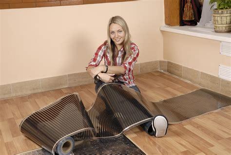 fußbodenheizung teppich fu 223 bodenheizung teppich haus ideen