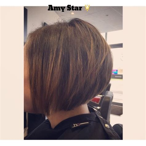 how to blow dry a bob to give volume had the lovely hannah in today for a graduated bob and