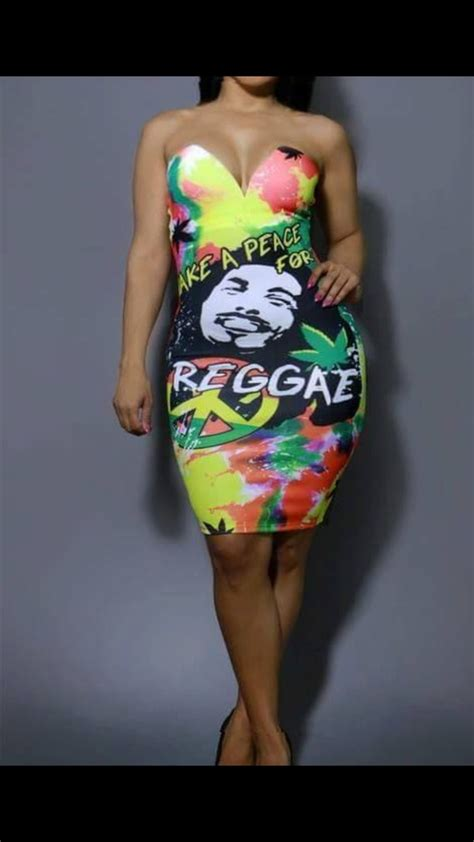 Dress Bobo bob marley sepia strapless dress from idilvice