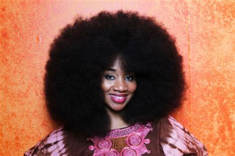 aevin dugas  worlds largest afro