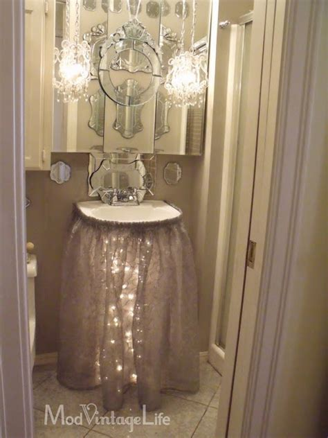 bathroom skirting ideas 25 best ideas about sink skirt on pinterest bathroom