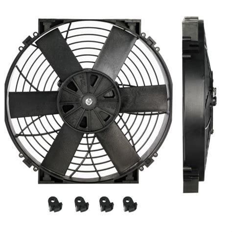 12 volt electric fan switch 12 quot thermatic 174 electric fan 12 volt 0162