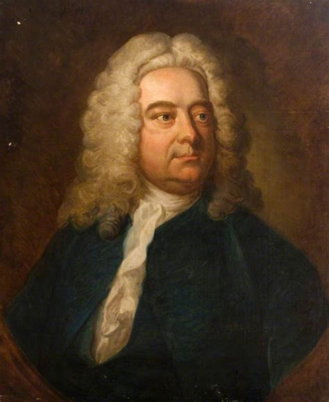 To Handel portrait of handel by hudson all about handel