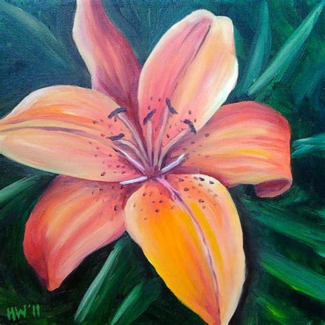 hawaiian flower painting unavailable listing on etsy