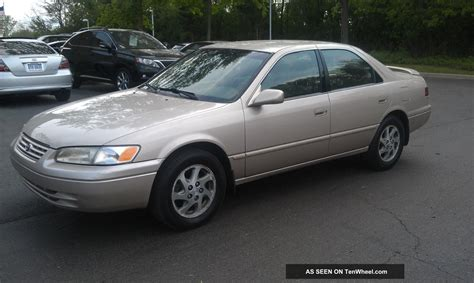 1999 Toyota Camry Le 1999 Toyota Camry Le 6 Cyl 3 0l Just Detailed To