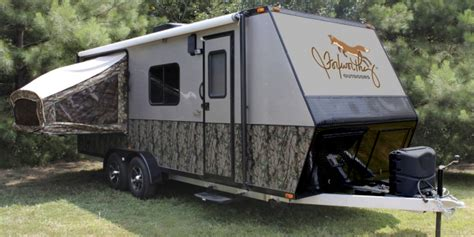 Rockwood 5th Wheel Floor Plans jeff foxworthy s new line of rvs on display at the atlanta