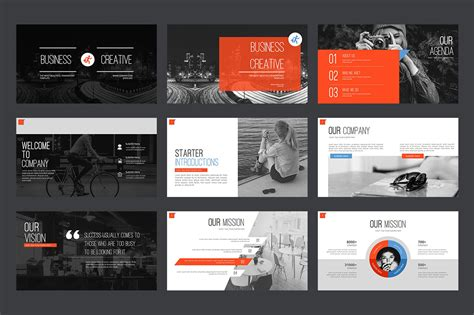 Marketing Agency Powerpoint Template 64617 Free Creative Powerpoint Templates