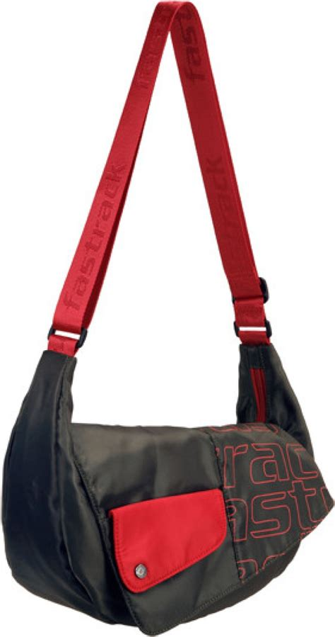 fastrack green polyester sling bag olive green price in india flipkart
