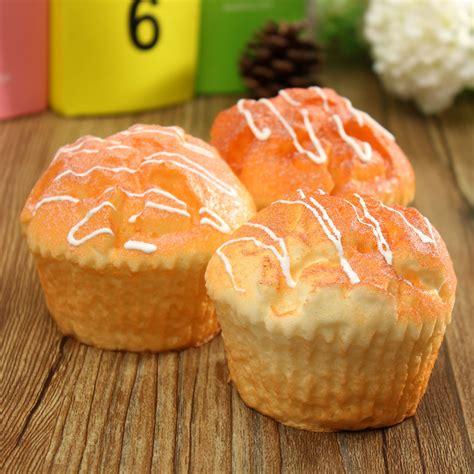 squishy muffinz muffin cupcake squishy soft bun gift cafe decoration