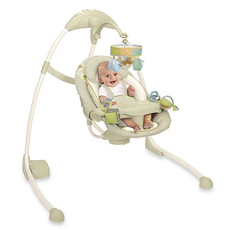 cradle and swing bright starts ingenuity cradle and sway swing kashmir