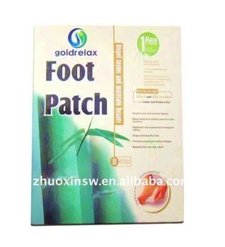 Goldrelax Detox Foot Patch Reviews by Goldrelax Detox Foot Patch From Guangzhou City Buy Detox