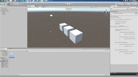 unity tutorial random object unity tutorial how to use access the children components