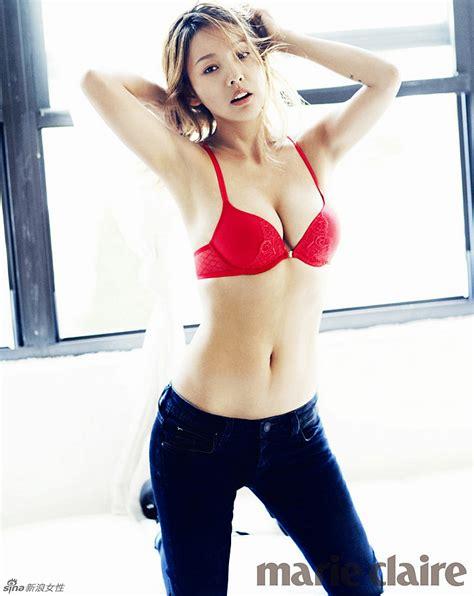imagenes koreanas hot las sexy fotos de la actriz coreana lee hyolee spanish