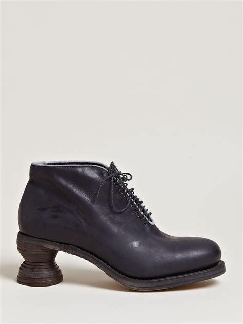 cherevichkiotvichki womens grosgrain heeled ankle boots in