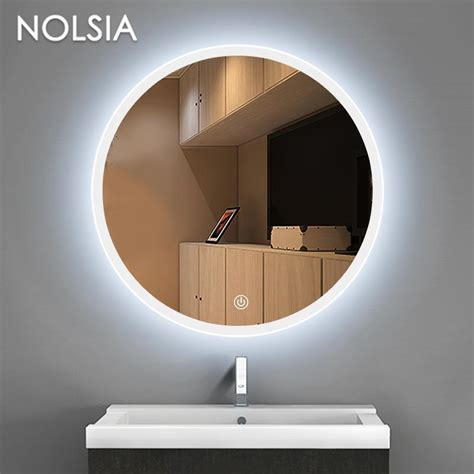 dressing room led mirror light luminaria bathroom