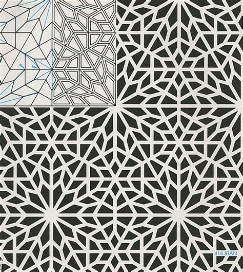geometric pattern islamic architecture gpb 049 geometric patterns borders david wade