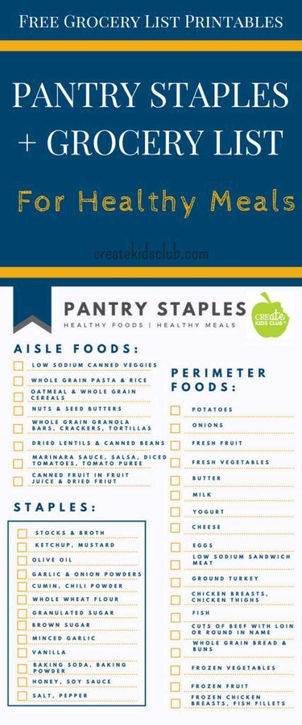 List Of Pantry Staples by 25 Best Ideas About Pantry Staples List On