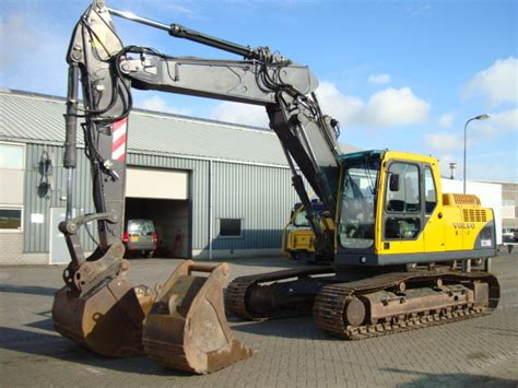 volvo ec  blc vah crawler excavator  netherlands  sale  truck id