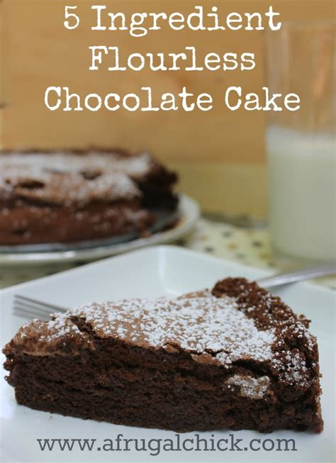 Flourless Chocolate Cake Ingredients And Directions by Flourless Chocolate Cake Recipe Easy