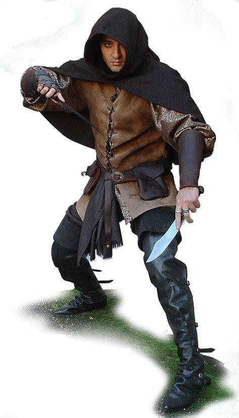 film fantasy medievale costume da ladro vendita costumi fantasy medievali avalon