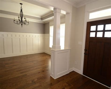 Craftsman Wainscoting by Craftsman Style Wainscoting Houzz