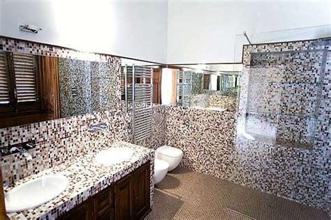 bagno in bisazza bagni in mosaico bisazza trend sicis atzori mosaici