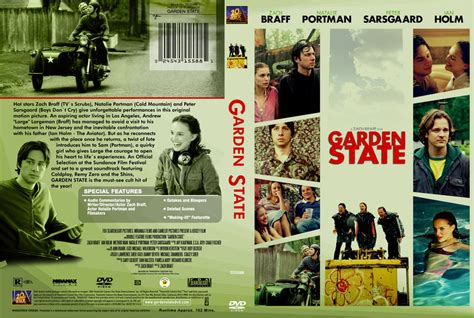 garden state dvd custom covers 370garden state