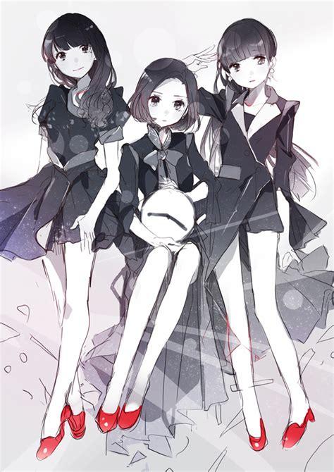 J Anime by Perfume Band J Pop Mobile Wallpaper 1641284