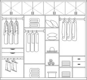 Simple Kitchen Cabinet Plans make a perfect wardrobe plan quickly