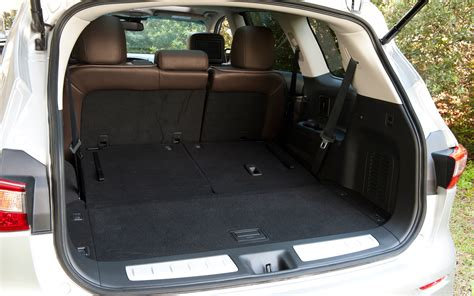 2013 Infiniti Jx Cargo Space 184442 Photo 25 Trucktrend Com