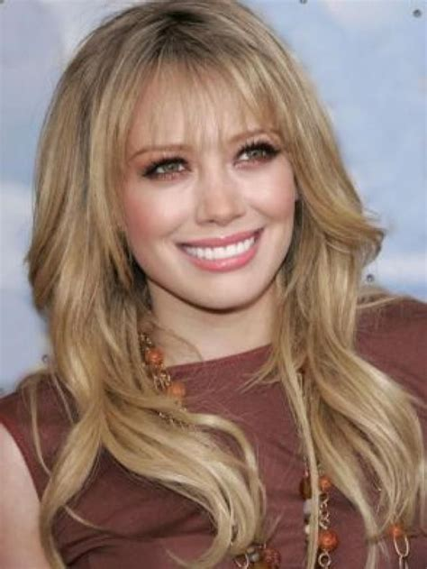 haircut for wispy hair wispy bangs hair makeup pinterest