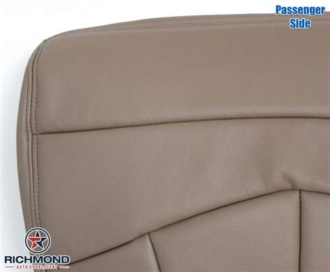 ford f150 replacement leather seat covers 1999 ford f 150 lariat leather seat cover passenger