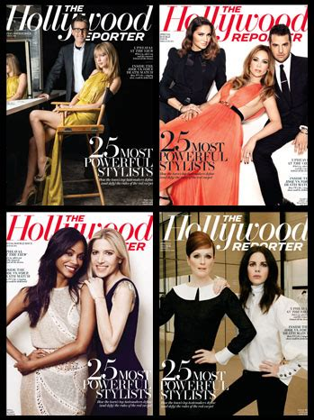 hollywood reporter names 25 most powerful stylists list hollywood s 25 most powerful stylists 2013 pret a reporter