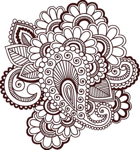tattoo de henna clipart henna