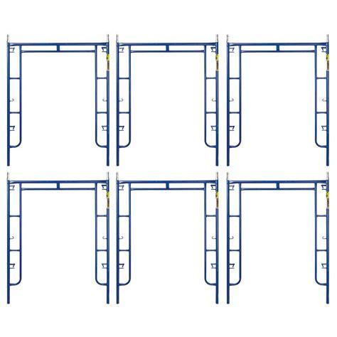 metaltech saferstack 6 ft x 5 ft x 7 ft scaffold