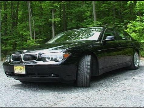 bmw 7 series pre owned 2002 2008 bmw 7 series pre owned vehicle review wheelstv