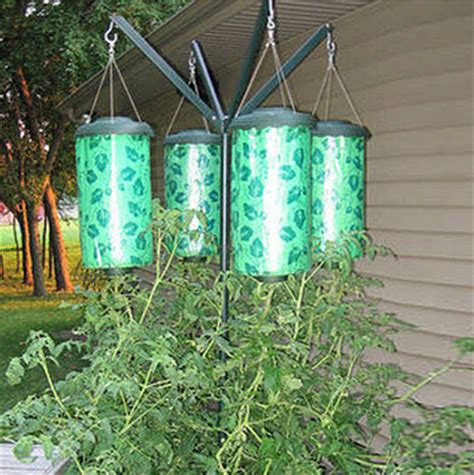 Topsy Turvy Planter Review by Aliexpress Buy New Tomato Herb Vegetable Topsy Turvy