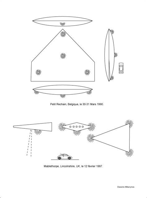 Touraine Insolite :: Les Triangles volants
