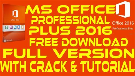 full version ms office 2016 how to download microsoft office 2016 full version for free