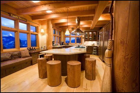 log home kitchen islands log home kitchen islands kitchen is the unique log