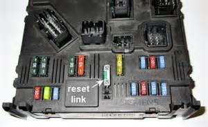 Peugeot 307 Central Locking Problem Peugeot 1007 Bsi Reset