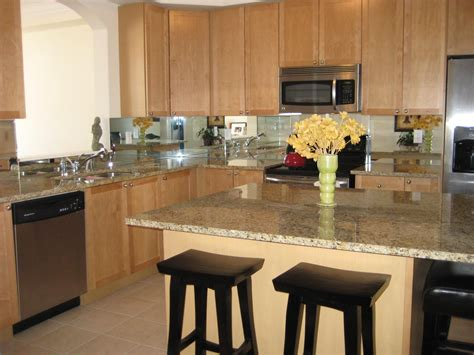 what is a backsplash in kitchen modern and cool mirror backsplash for modern kitchen