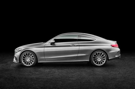 mercedes benz  class coupe pricing spec