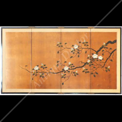Paper Screen - antique doctor professional antique restoration