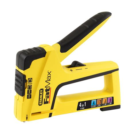 stanley light duty staple gun stanley fatmax light duty staple gun staples