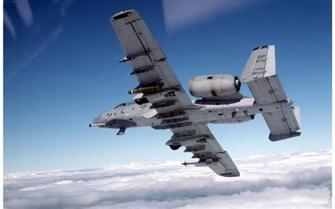 A-10 Thunderbolt Wallpapers - 1280x800 - 263629 A 10 Warthog Pictures 1280 X 1024