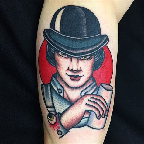 clockwork tattoo best 25 clockwork orange ideas on a