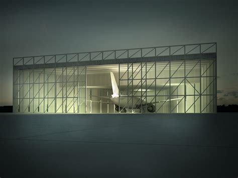blablablarchitecture talking building    aircraft hangar