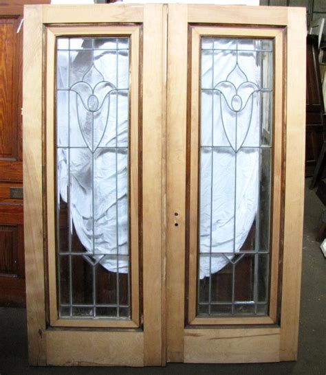 Stained Glass Interior Doors Interior Doors With Leaded Glass 5 Photos 1bestdoor Org
